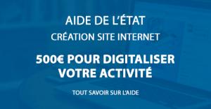 Read more about the article Aide de l'état pour créer votre site internet