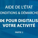 Aide de l'état pour créer votre site internet – Partie 2